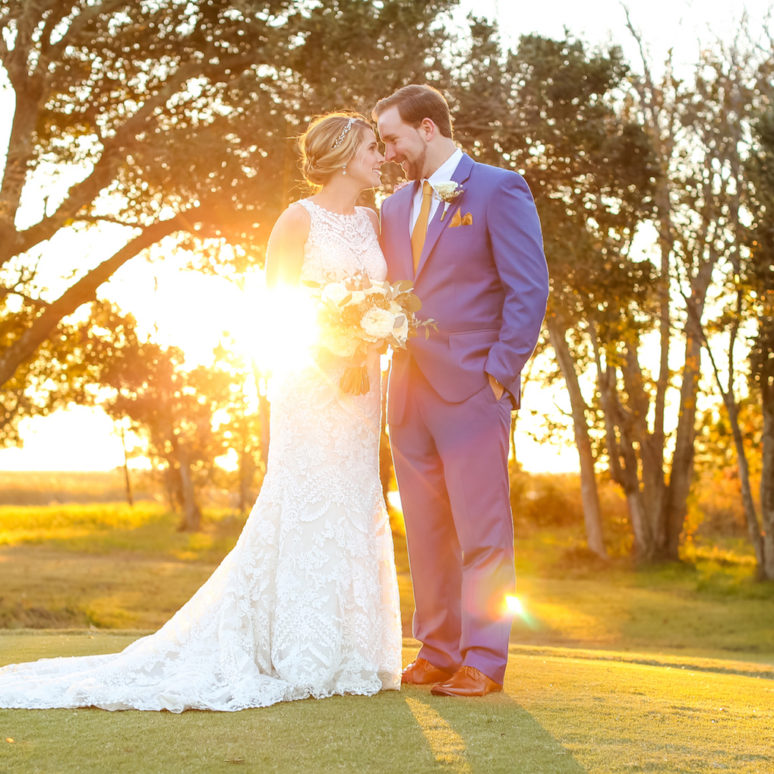 Ellie & Michael's Currituck Club Wedding | Corolla Wedding Planner