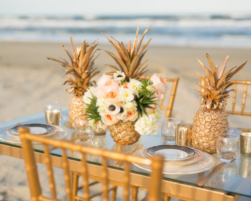 Party Like a Pineapple Styled Shoot