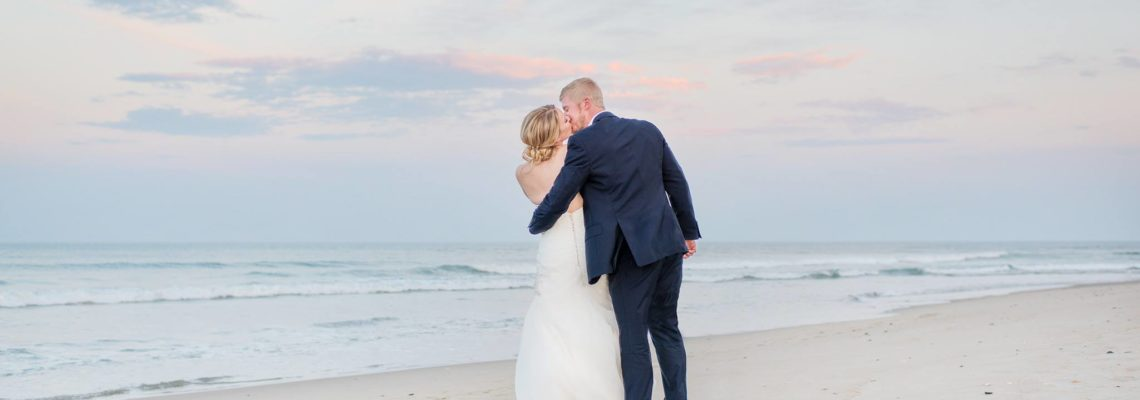 Allison & Shawn's Corolla Sound to Sea Beach Club Wedding | Corolla Wedding Planner
