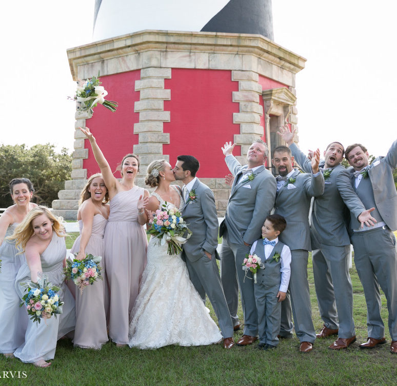 Katie & John's Hatteras Wedding | Hatteras Wedding Planner