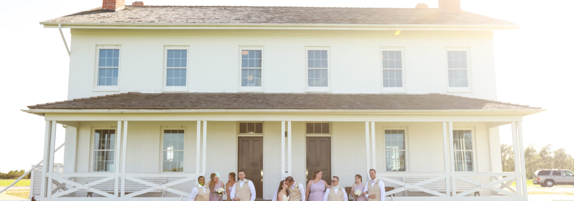 Marissa & Brian's Jennette's Pier Wedding | Nags Head Wedding Planner