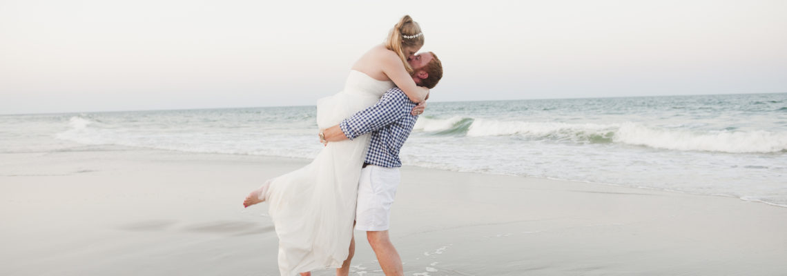 Chelsea & Lincoln's Pelican's Landing Wedding | Corolla Wedding Planner