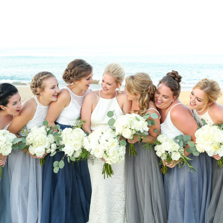 Kill Devil Hills Event Home Wedding | Kate & Matt | Kill Devil Hills Wedding