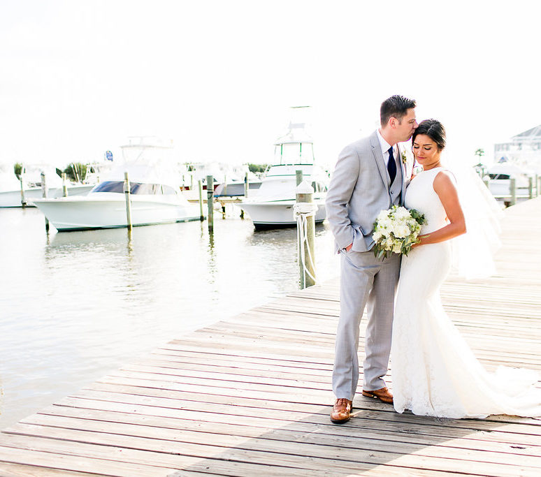 Pirate's Cove Wedding in Manteo, NC | Jenna & Andrew | Outer Banks Wedding Planner