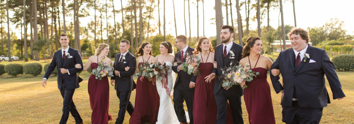 Sanctuary Vineyards Wedding | Kelly & Kevin | OBX Wedding