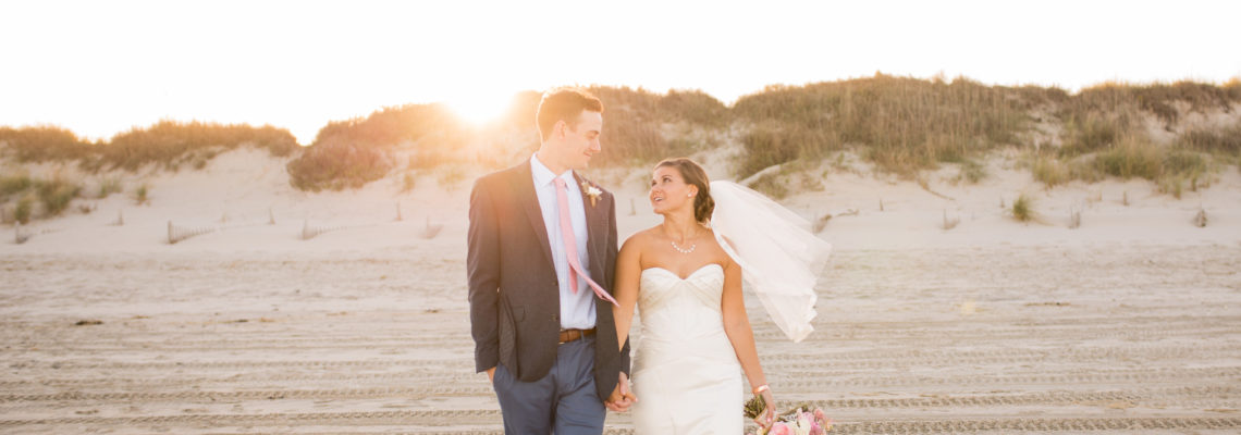Corolla Event House Wedding | Rachael & Craig | Corolla Wedding