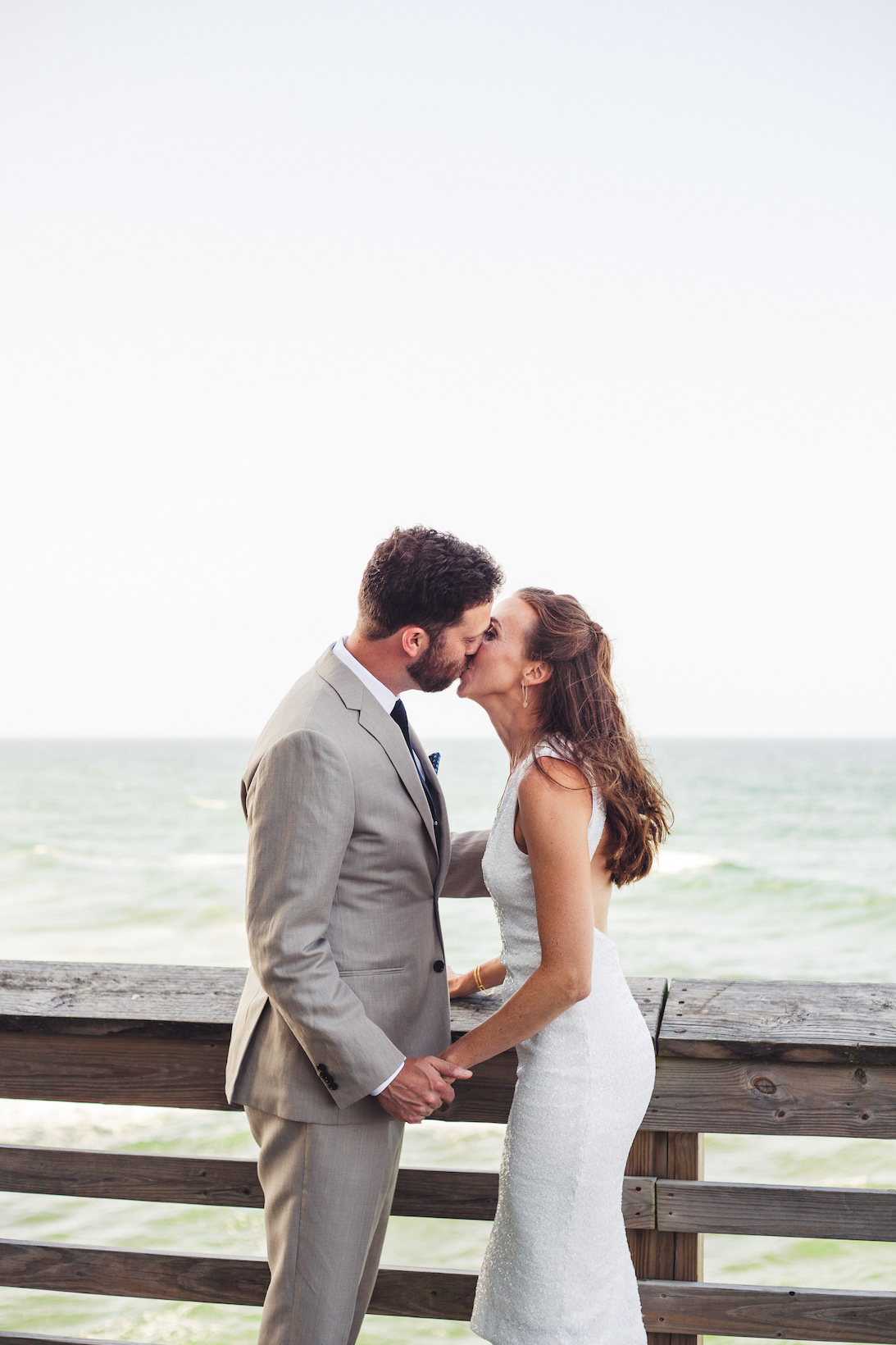 Jennettes Pier Wedding