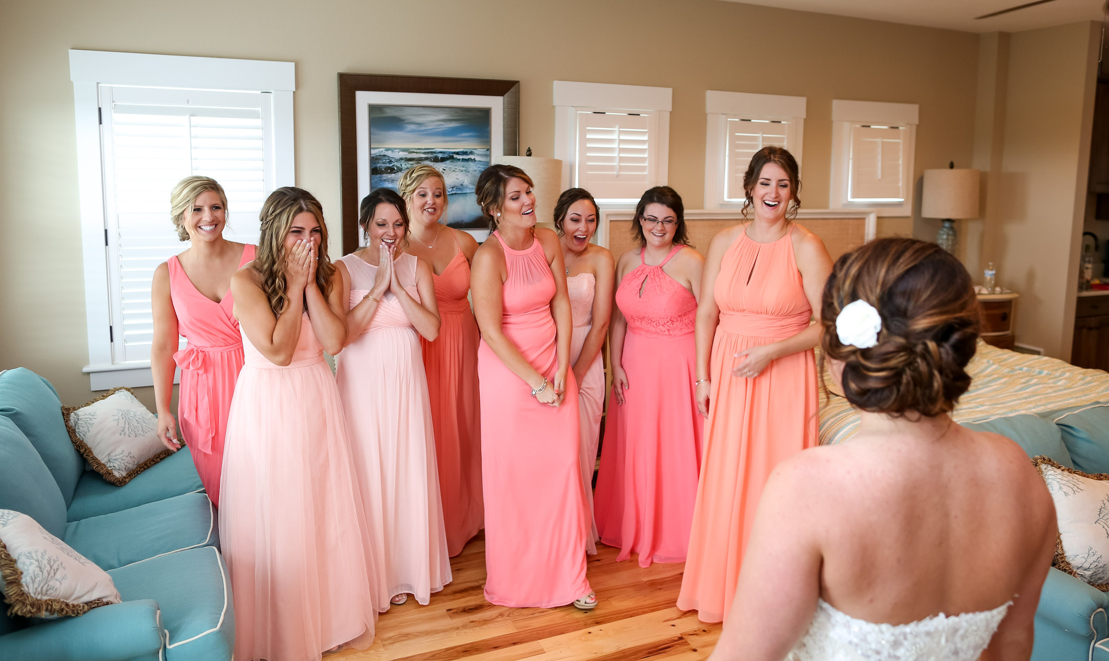 Pine Island Lodge Wedding