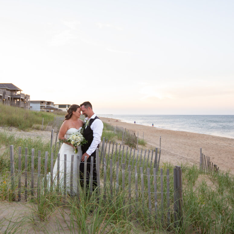 Event Home Wedding | Jackie & Jeremy | Kill Devil Hills Wedding