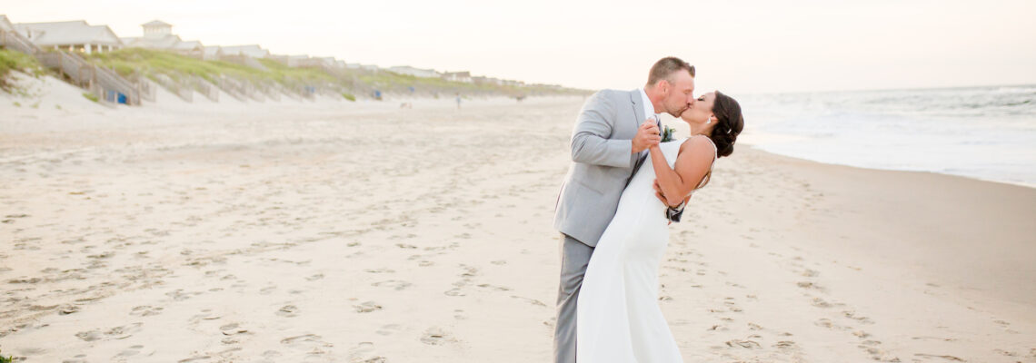 Sound to Sea Beach Club Wedding | Morgan & Jesse | Corolla Wedding