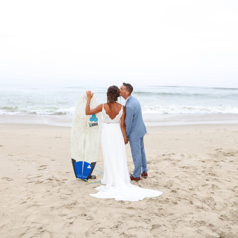 Pine Island Lodge Wedding | Maria & Larry | Corolla Wedding
