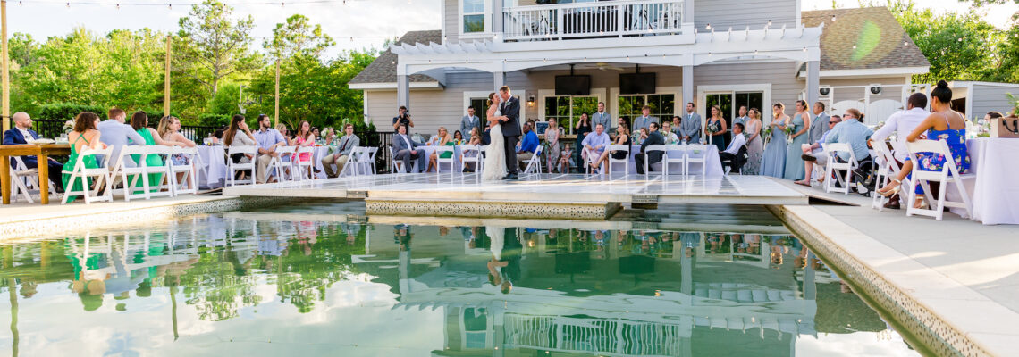 Black Stallion Wedding | Lindsey & Phillip | Corolla Wedding